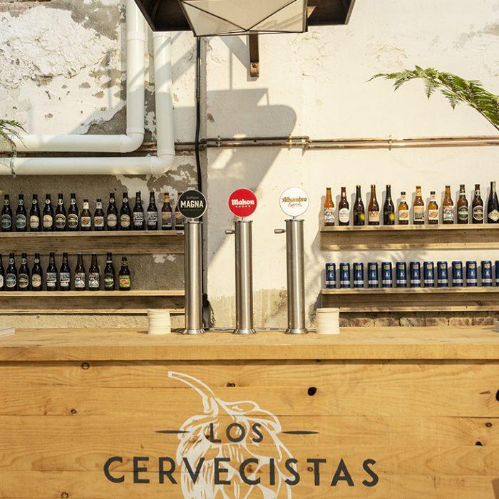 Barra Los Cervecistas